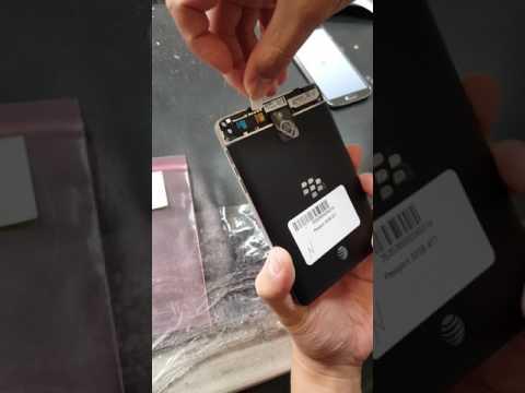 Blackberry Passport failed unlock code 2