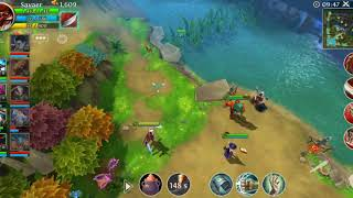 Heroes of order and chaos - game play savaer - the  best