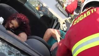 Tragedia en el Puente de Nuevo Veracruz, muere una mujer prensada thumbnail