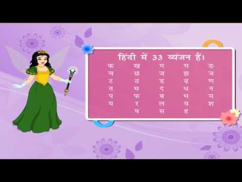 Varan aaur varnmala - वर्ण और  वर्णमाला