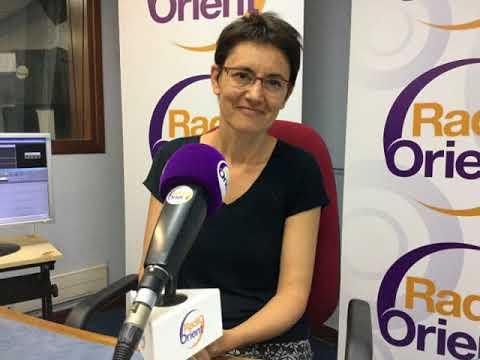 Interview de Nathalie Arthaud sur Radio Orient