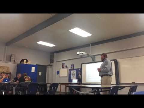 Teaching at Cross County High School