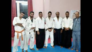 Black Gold Aikido HMD