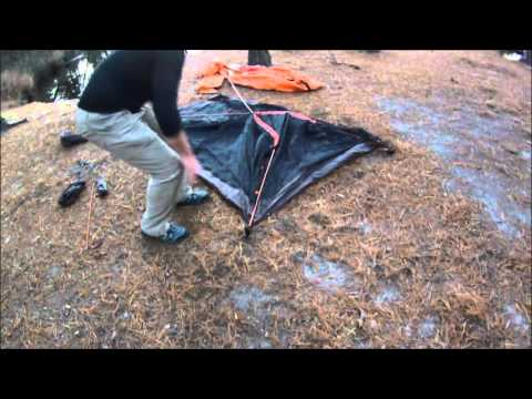 & ALPS Mountaineering Zephyr 2 Tent Review by Mt Depot - YouTube