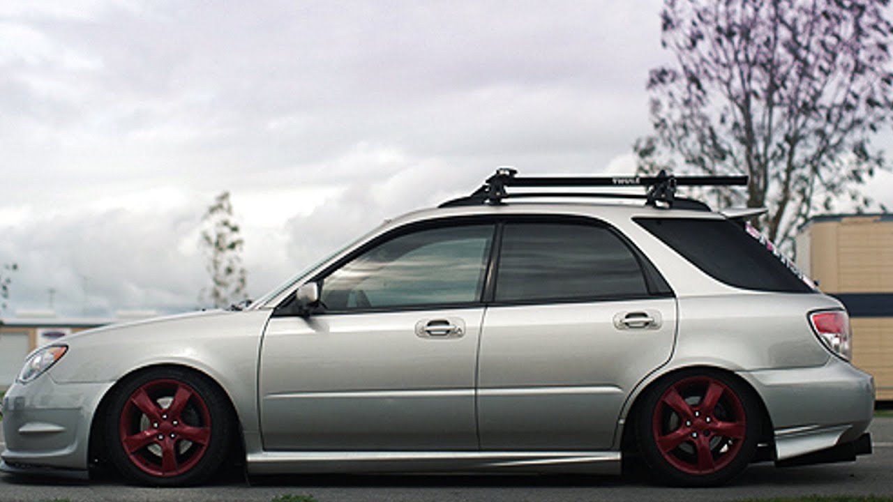 2002 subaru wrx wagon on 18 psi stock turbo youtube vanachro Images