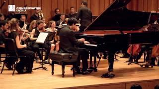 Concert núm  2 per piano i orquestra de S. Rachmaninov