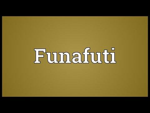 Funafuti Meaning
