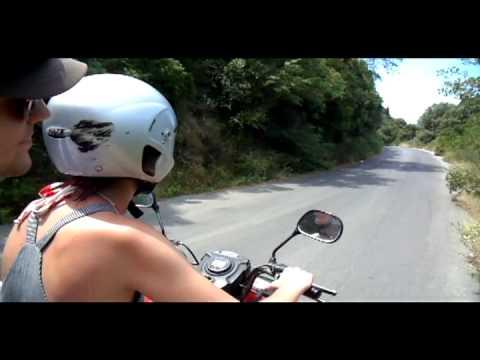 Helen M Kelsall Quad Biking - Corfu 2011 X