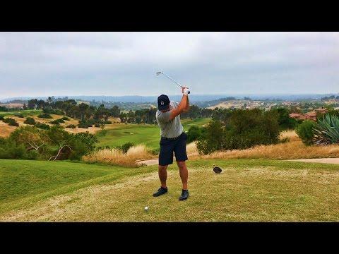 Playing Santaluz with Golfholics - California - My last few days