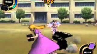 Zatch Bell: Mamodo Fury gameplay