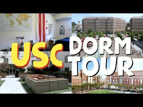 USC McCarthy Honors Dorm Tour | University of Southern California
