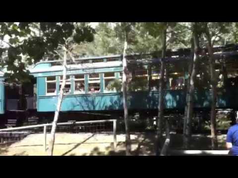 Steam Train Heritage Park Calgary