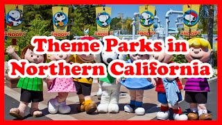 Amusement Parks In Northern California