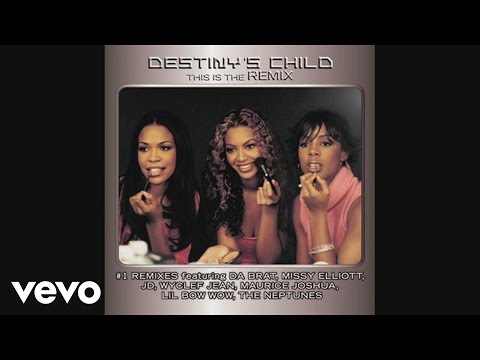 Destiny's Child - Emotion (The Neptunes Remix)