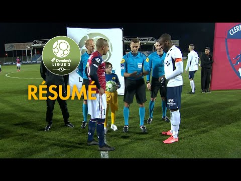 Clermont Paris FC Goals And Highlights