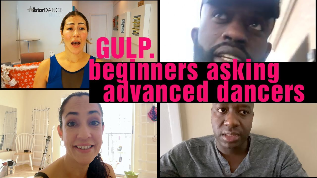 Advice for beginner dancers: When is it ok to ask a super advanced dancer for a dance?