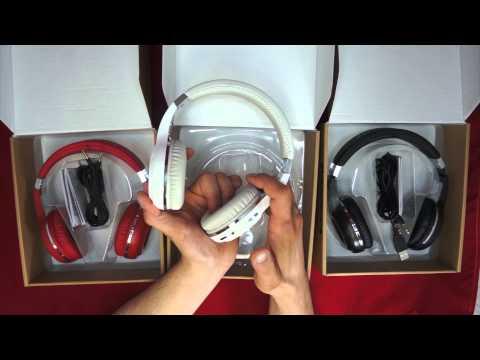 BlueDio HT (Shooting Brake) Wireless Bluetooth 4.1 Stereo Headset (HE-HP-BD-81723-3-BK)