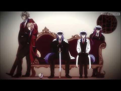 Sengoku Night Blood - ENDING 04 song [HD]