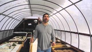 Greenhouse Plastic Strength Test
