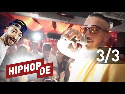 "Rooz auf der ""Alles auf Rot""-Release Party: Capo, Haftbefehl & Azzlackz live #waslos"