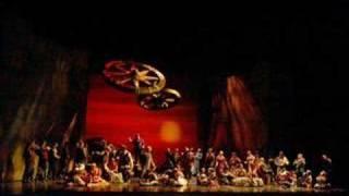 Verdi - Vedi! le fosche notturne spoglie (Anvil Chorus)