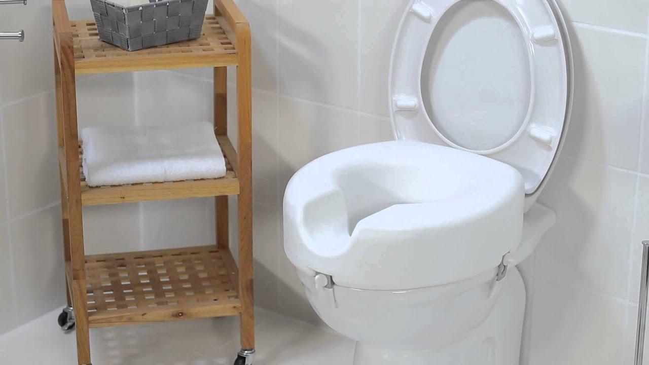 WC Sitz Erhöhung