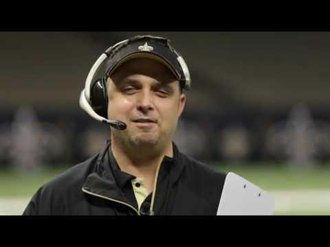 Meet New Orleans Saints Super Fan: Da Coach