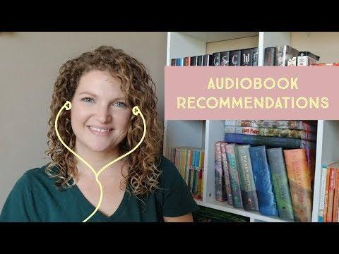 Audiobook Recommendations   April 2019