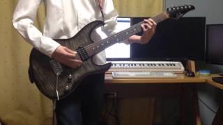 フルで弾いてみたよ! ギターは左右弾いてます。 チューニングはEbでや...