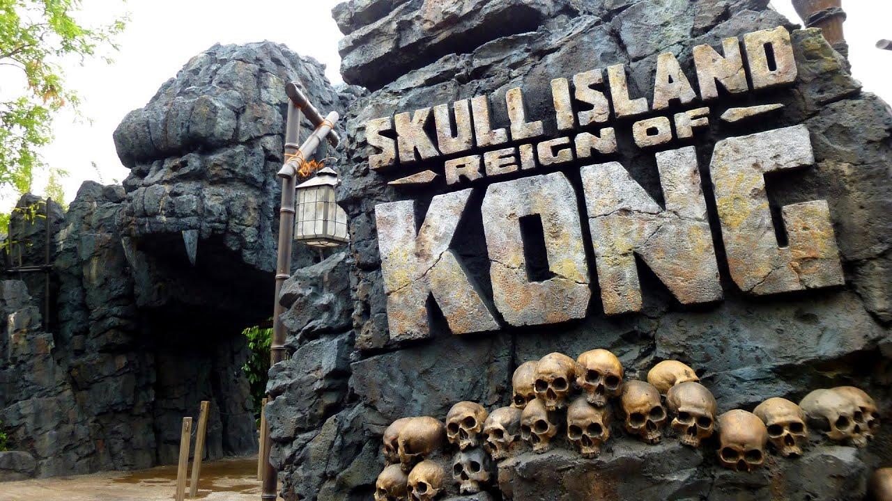 「universal orlando skull island」の画像検索結果
