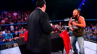 Can Eric Young bring out the Monster in Joseph Park? (December 19, 2013)