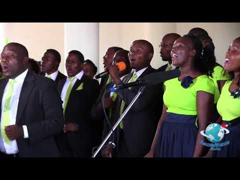 I Will Be There ||Mt. Olives Church Choir