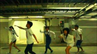 Agnes Monica . Paralyzed ( English version ) Dance Choreographer