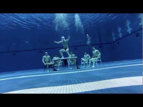 UGA Men's Swim & Dive Harlem Shake