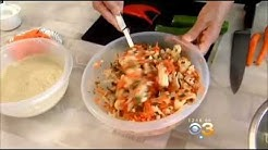 Spring Valley Y Healthy Cooking Class Featured On CBS3 Talk Philly