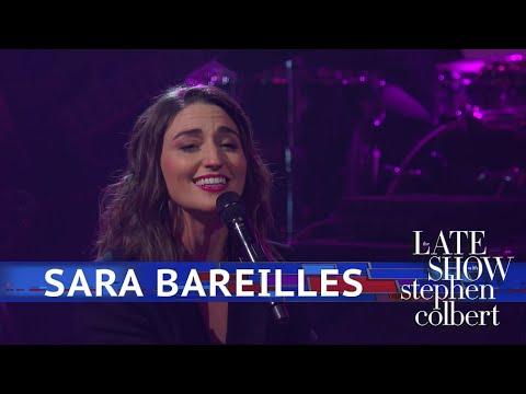 Sara Bareilles Performs 'Armor' Mp3