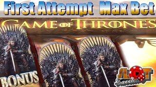 GAME OF THRONES SLOT - LIVE PLAY & BONUS! - Slot Machine Bonus at Encore Las Vegas ♠ SlotTraveler ♠(GAME OF THRONES SLOT - LIVE PLAY & BONUS! - Slot Machine Bonus at Encore Las Vegas ♤ SlotTraveler ♤ **CLICK SHOW MORE ** 1. Live Play and First ..., 2016-03-28T22:30:00.000Z)