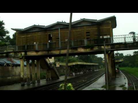 Myammar Railway (Yangon suburban)complex