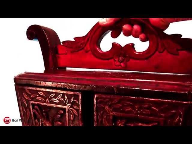 Qing Dynasty Tea Caddy