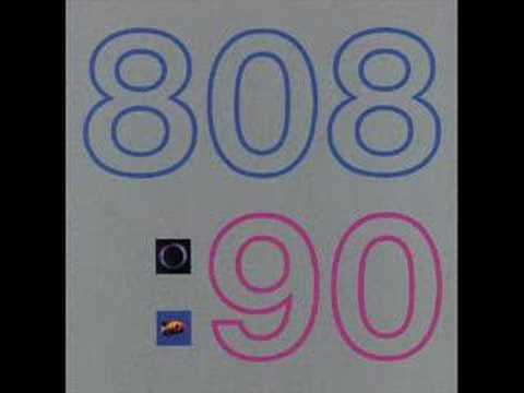 808 State  Pacific 202 audio only