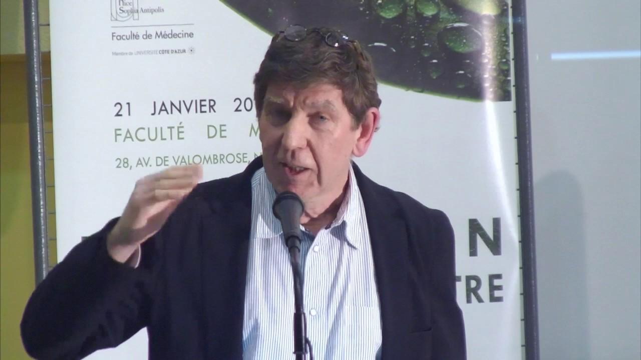 """""""Respiration et cardiologie: la cohérence cardiaque"""" par le docteur Jean Pierre HOUPPE"""