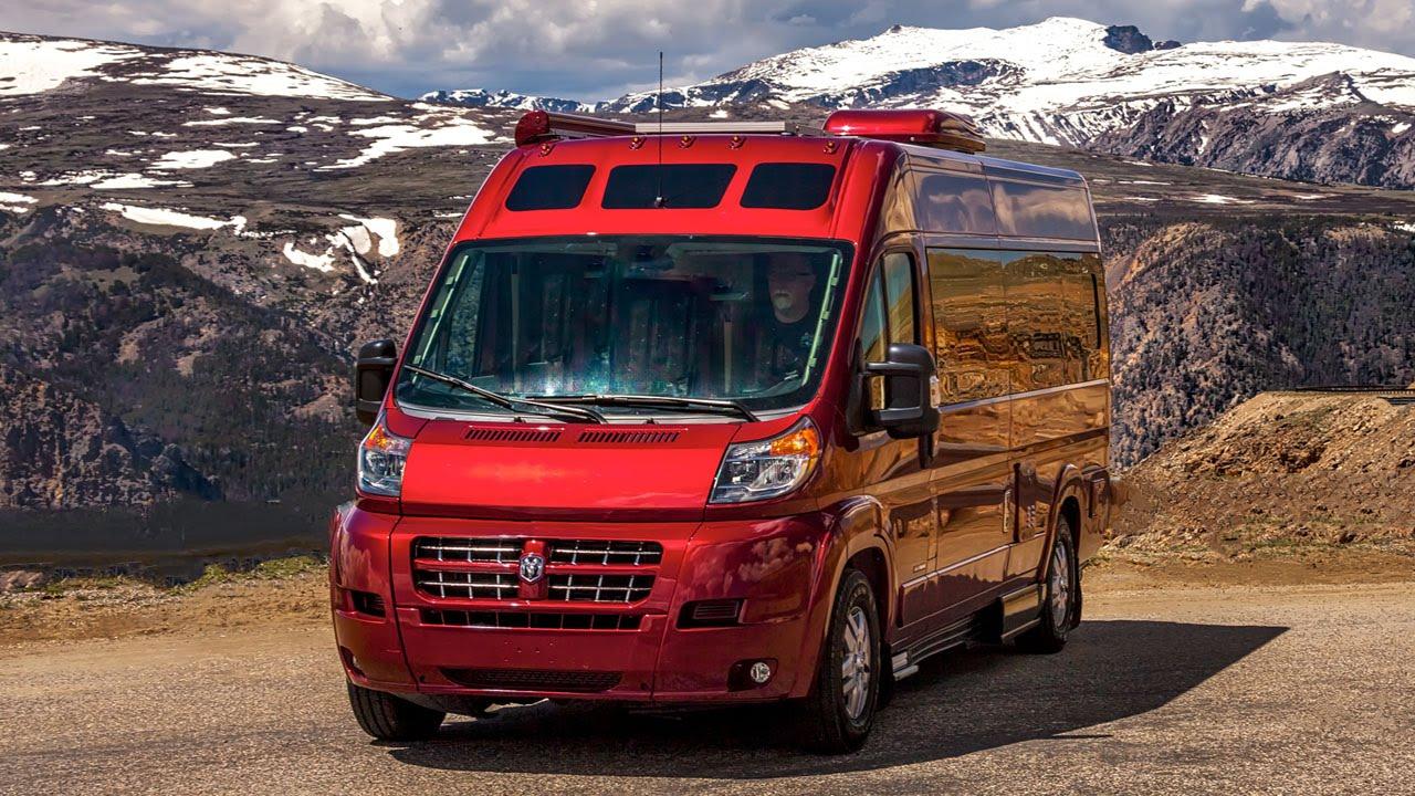 2016 Roadtrek Zion Class B Touring Van Motorhome