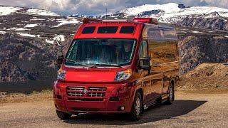 2016 Roadtrek Zion Class B Touring Van Motorhome | La Mesa RV - Class B Dealer
