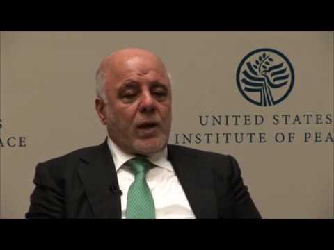 Iraqi PM says Baghdad seeks to