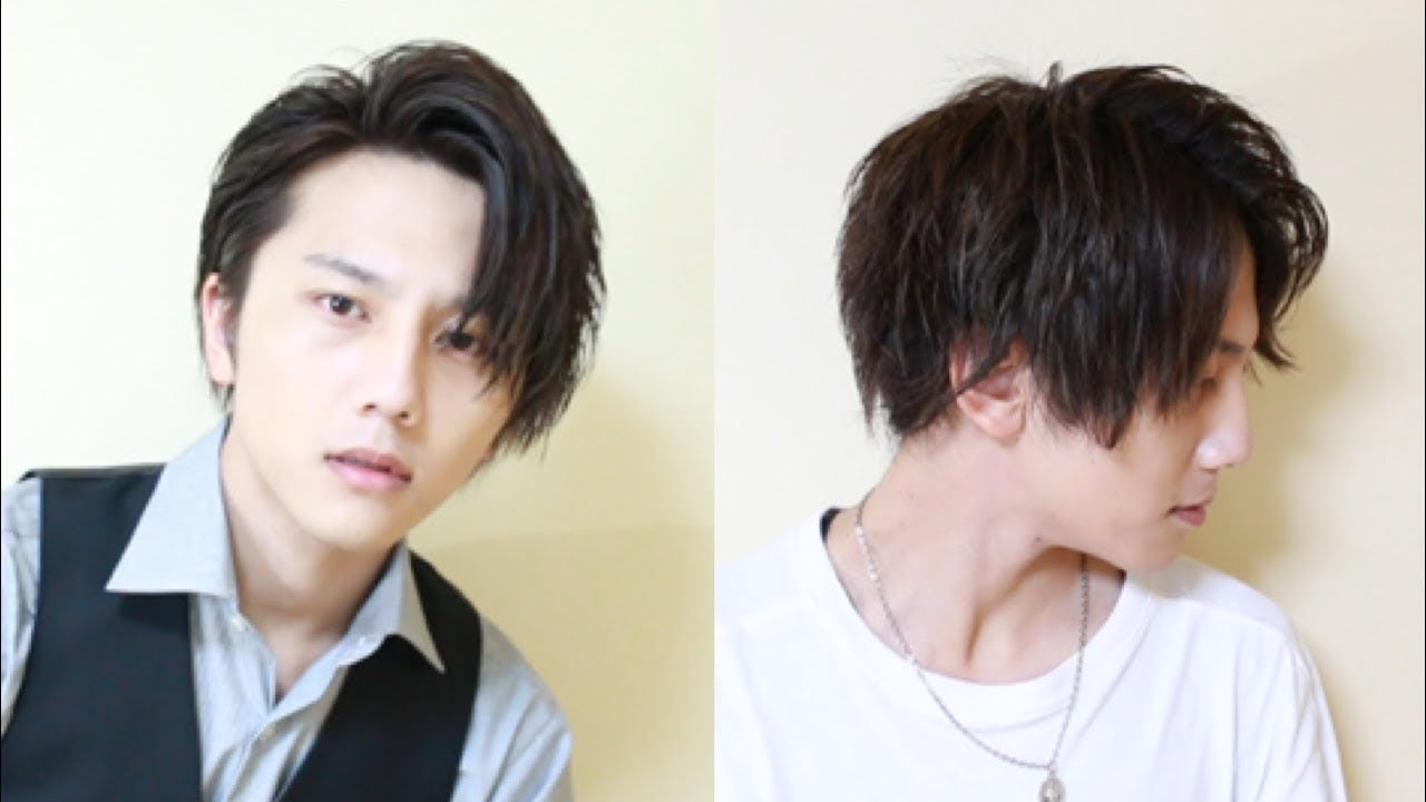 Anime Hair Japanese Hair Style Using Gel Youtube