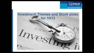 Thailand Stock Portfolio 2013: Succeeding in a Volatile Global Economy