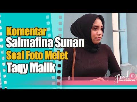 Soal Foto Melet Taqy Malik, Begini Pesan Salmafina Sunan Untuk Mantan Suami Mp3