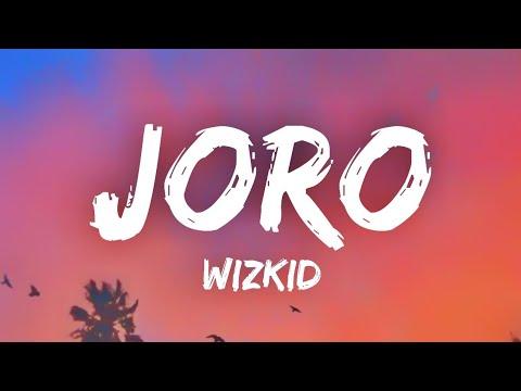 Download WizKid - Joro (sub español) lloro lloro lloro