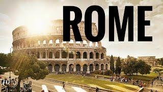 Welcome To Rome | Shot On DJI Mavic Pro