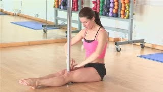 Learn To Do The Pike Spin In Pole Dance Workout